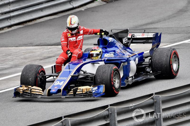 15. GP de Malasia 2017: Sebastian Vettel (4º)