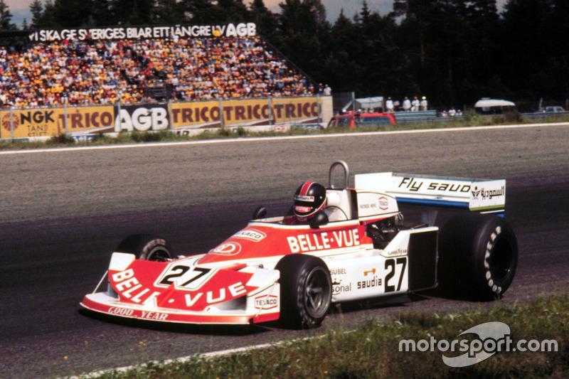 Williams March 761