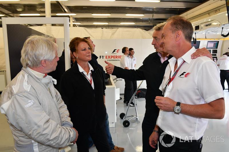 Kevin Eason, Tony Gardine, F1-Doppelsitzer