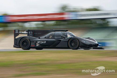 Mazda Team Joest Hockenheim testi