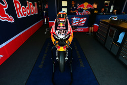Bike von Nicky Hayden, Honda World Superbike Team