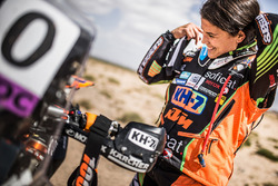 №10 KTM: Лайа Санс