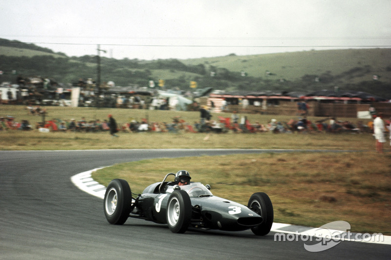 1962 - Graham Hill, BRM