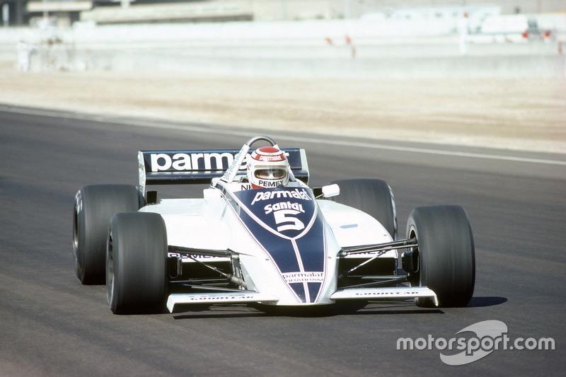 Şampiyon: Nelson Piquet, İkinci: Carlos Reutemann, Puan Farkı: 1.00 (1981)