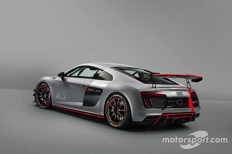 Audi R8 LMS GT4