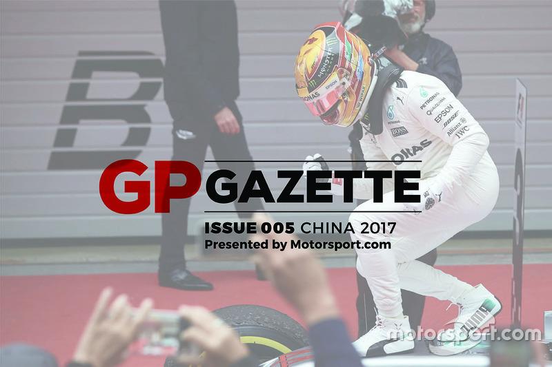 GP Gazette 005 Chinese GP