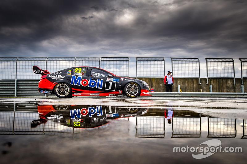 4. James Courtney, Holden Racing Team