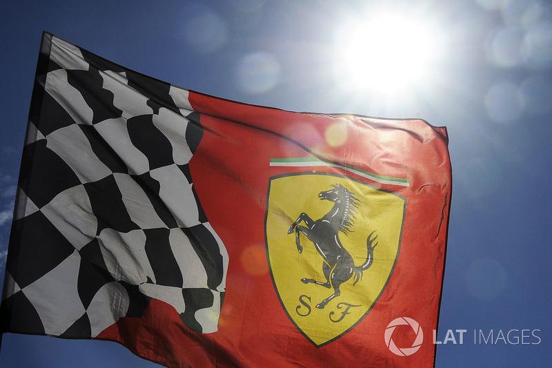 Прапор Ferrari