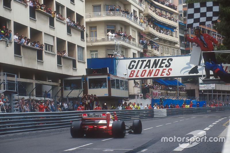 5. Гран Прі Монако-1992