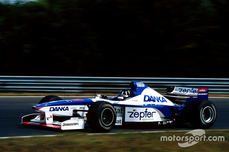#1: Damon Hill, Arrows, A18