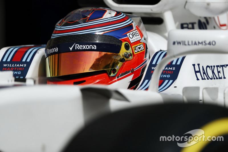 Гэри Паффет, Williams FW40
