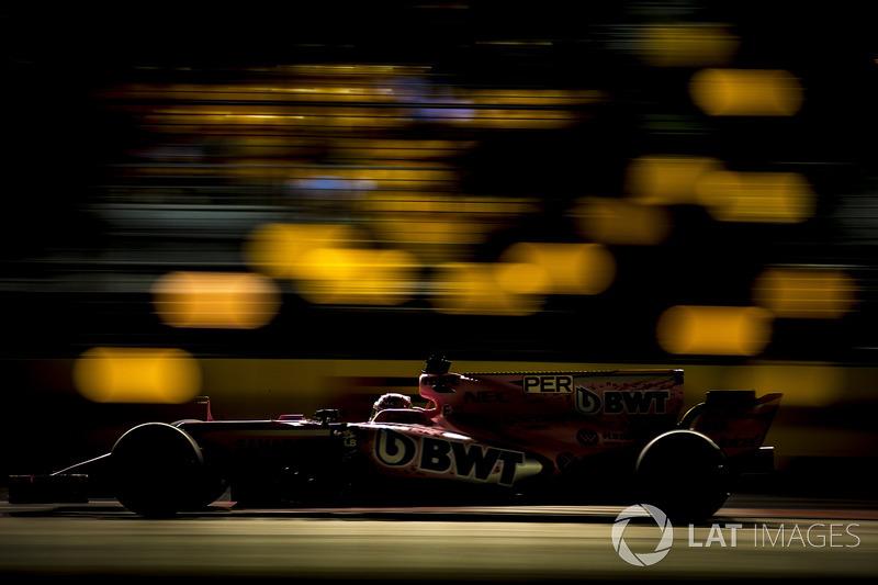 12. Серхіо Перес, Sahara Force India F1 VJM10