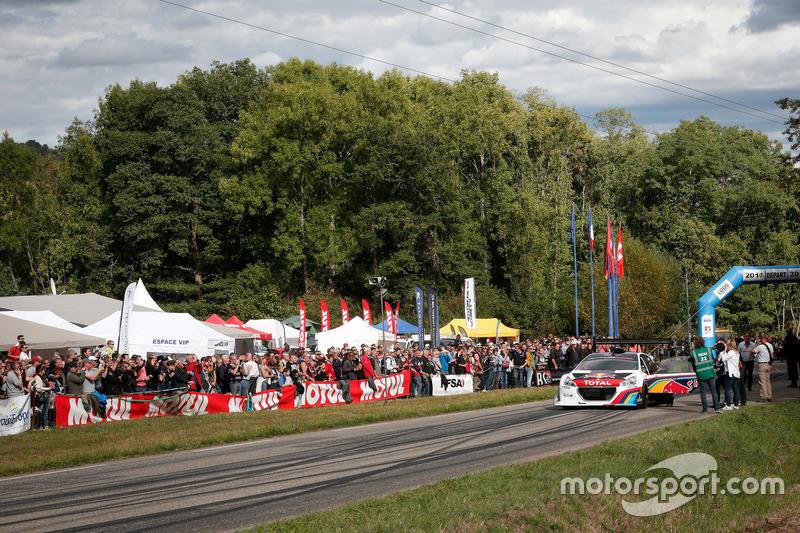 Turckheim: Sébastien Loeb, Peugeot 208 T16 Pikes Peak