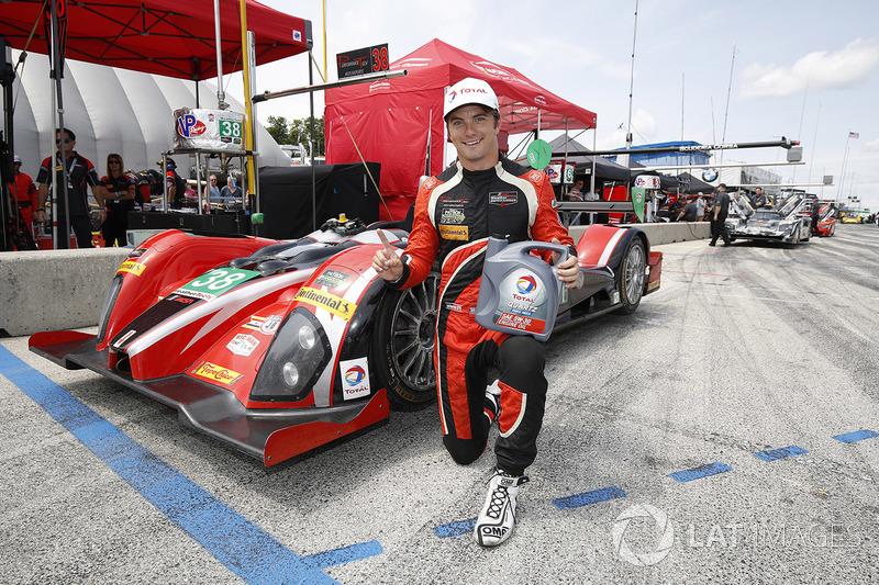 Володар поулу у класі PC Джеймс Френч, Performance Tech Motorsports