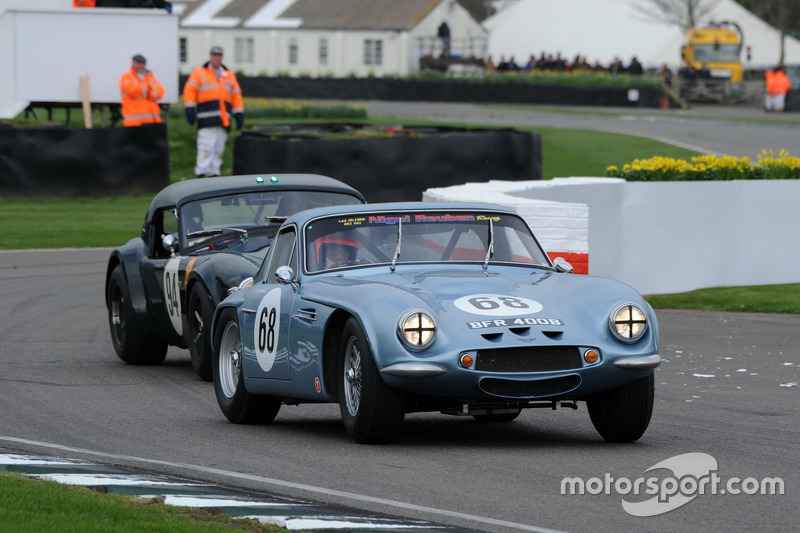 Graham Hill Trophy, Whitaker Jordan, TVR