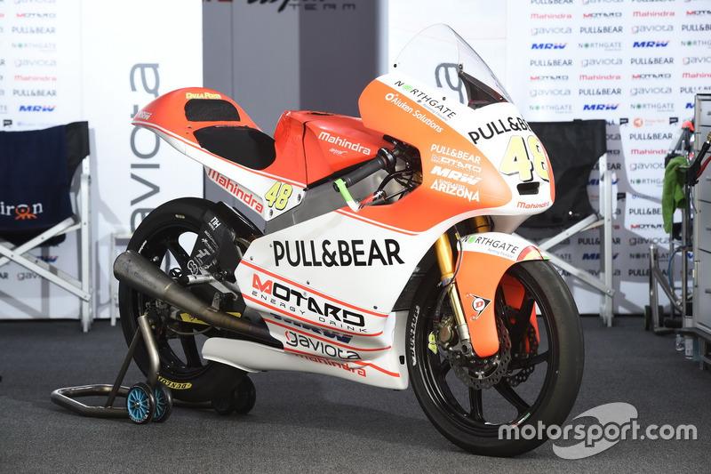 Lorenzo Dalla Porta, Aspar Team, moto