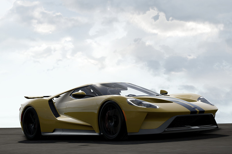 Project CARS 2: Ford GT 2016