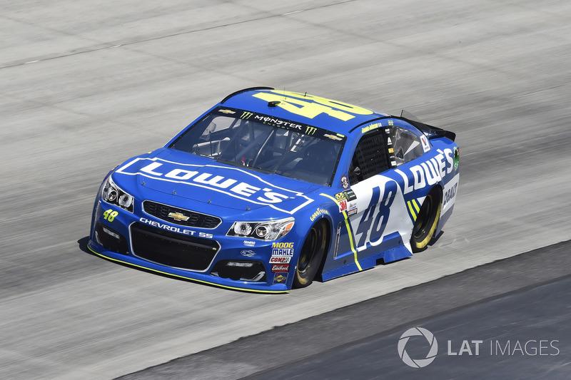 4-е место: Джимми Джонсон, NASCAR