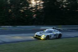 #50 Mercedes – AMG Team HTP Motorsport, Mercedes-AMG GT3: Dominik Baumann, Maximilian Buhk, Edoardo Mortara, Edward Sandström
