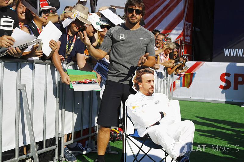 Гран Прі Австрії. Фернандо Алонсо, McLaren