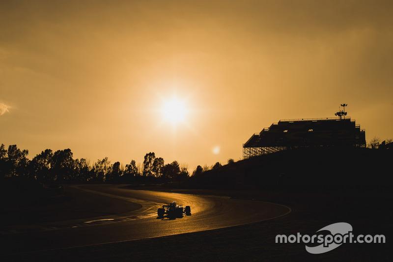Formule 1 Liveblog: Tweede F1-testdag Barcelona