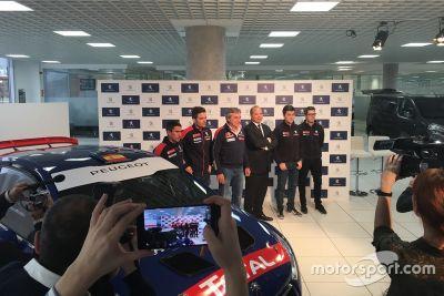 Presentación Peugeot España