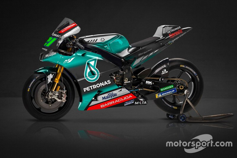 Motor Franco Morbidelli, Petronas Yamaha SRT