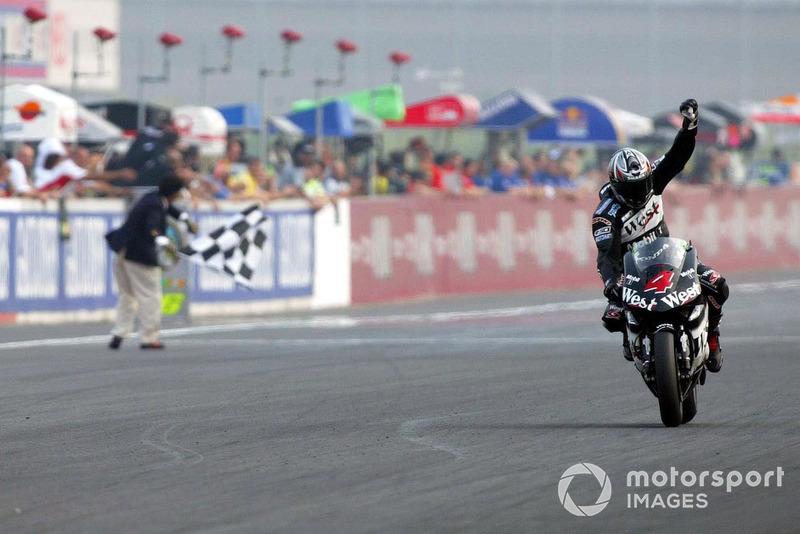 2002 : Alex Barros (West Honda Pons)