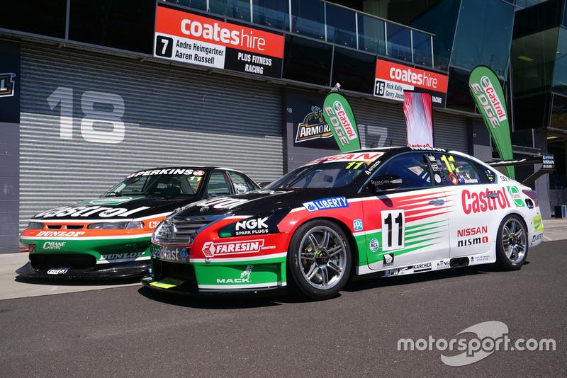 Nissan Motorsport – Rick Kelly/Garry Jacobson