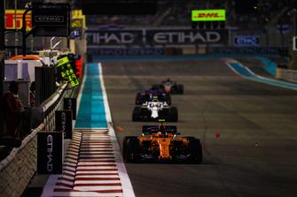 Стоффель Вандорн, McLaren MCL33, Сергій Сироткін, Williams FW41