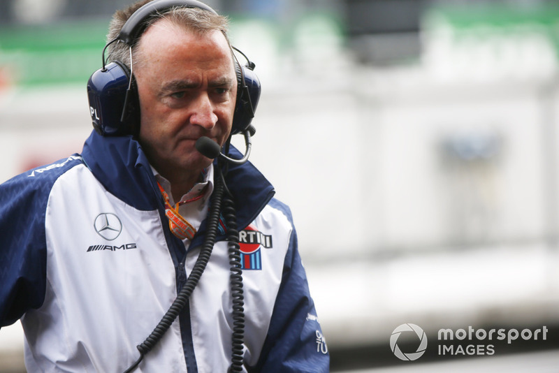Paddy Lowe, directeur technique, Williams Racing