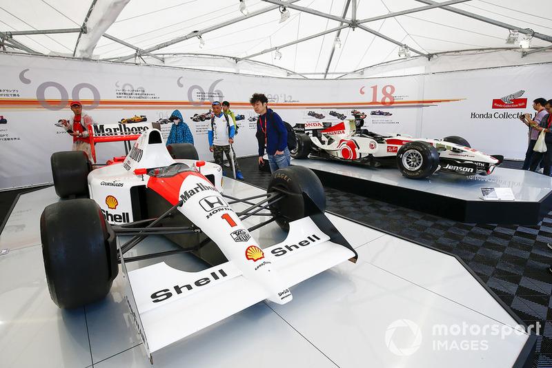 McLaren-Honda MP4/6, BAR-Honda 007