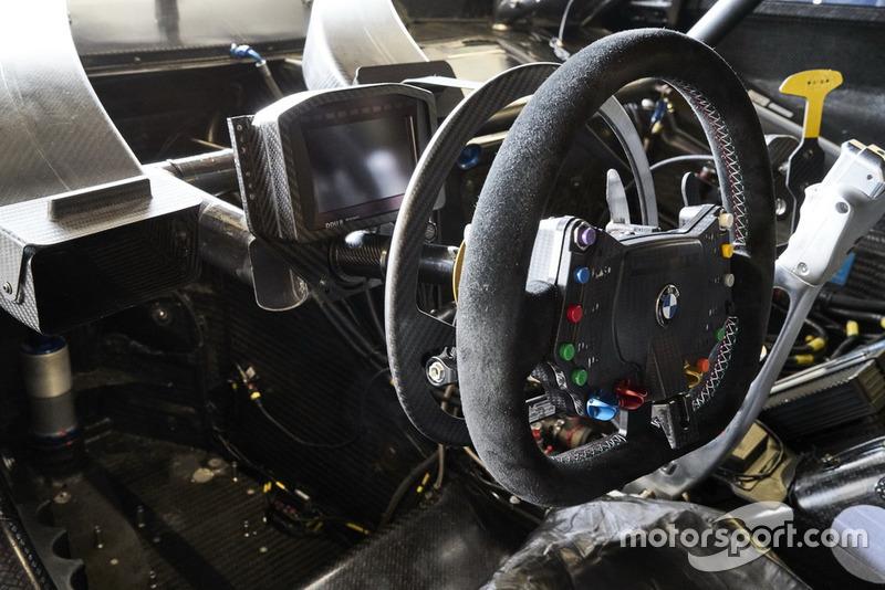 BMW M4 DTM, modificaciones de cabina, Alessandro Zanardi, tecnología