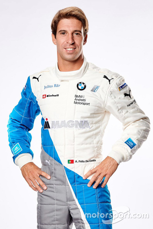 Antonio Felix da Costa, BMW