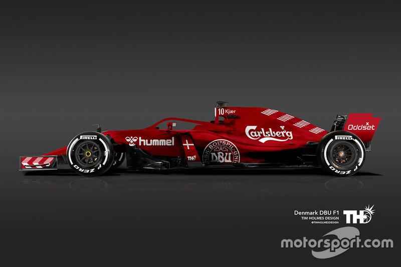 F1 Team Dinamarca
