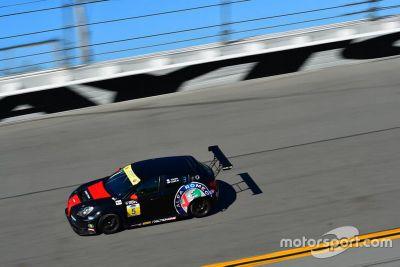 Test di gennaio a Daytona