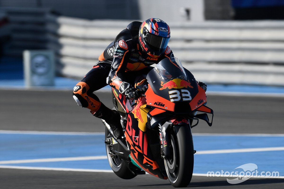 P9 Brad Binder, Red Bull KTM Factory Racing