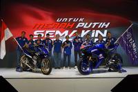 Maverick Vinales, Valentino Rossi, Yamaha Factory Racing dan Yamaha Racing Indonesia