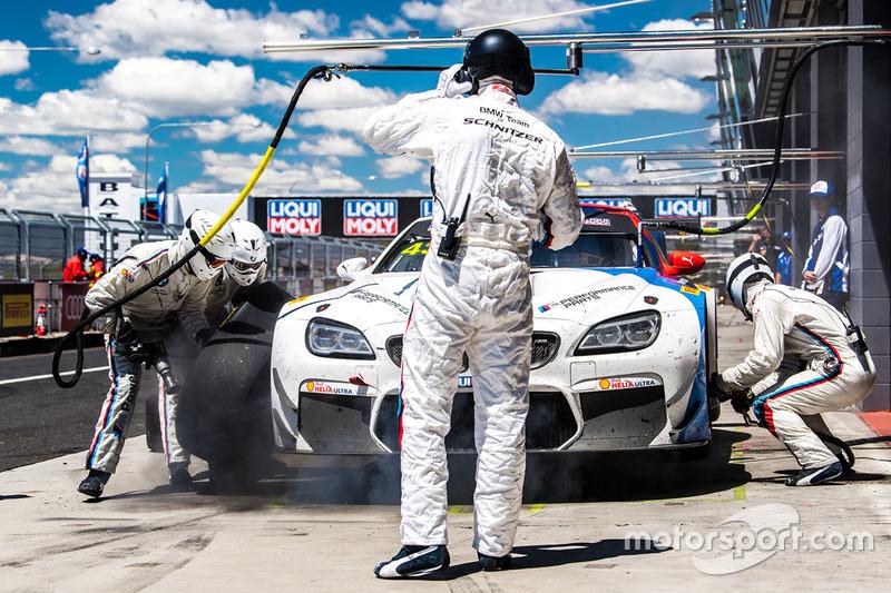 BMW Team Schnitzer, BMW M6 GT3 (№43)