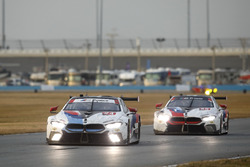 #24 BMW Team RLL BMW M8 GTE: Джессі Крон, Джон Едвардс, Нікі Катсбург, Аугусто Фарфус, #25 BMW Team