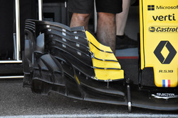 Renault Sport F1 Team R.S. 18 detail front wing