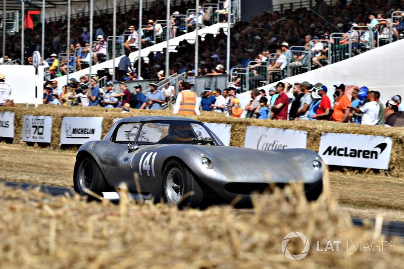 Duncan Pittaway, Cheetah-Chevrolet (82,47 detik)