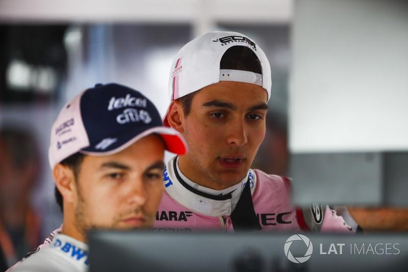 7 місце — Серхіо Перес, Force India — 78