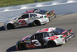 Austin Dillon, Richard Childress Racing Chevrolet Ryan Newman, Richard Childress Racing Chevrolet