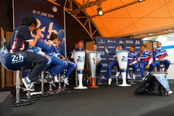 #11 SMP Racing BR Engineering BR1: Mikhail Aleshin, Vitaly Petrov, Jenson Button, #35 SMP Racing Dal