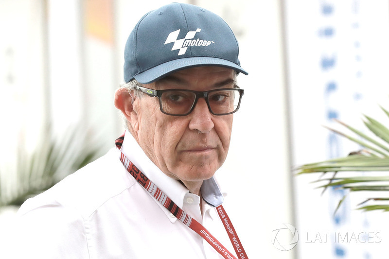 Carmelo Ezpeleta, CEO Dorna Sports SL