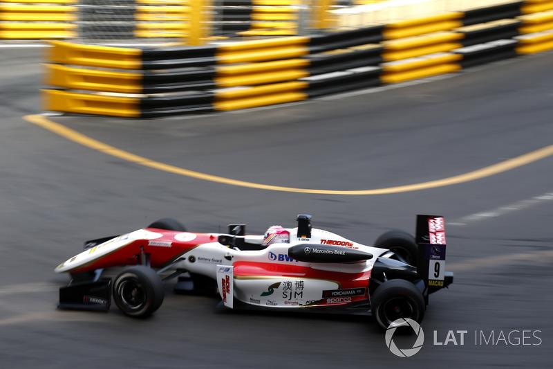 Callum Ilott, SJM Theodore Racing by Prema, Dallara Mercedes