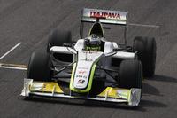 Дженсон Баттон, Brawn GP BGP001