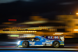 #25 Algarve Pro Racing, Ligier JSP217 - Gibson: Mark Patterson, Ate De Jong, Tacksung Kim, Matthew McMurry
