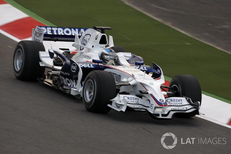 Ник Хайдфельд, BMW Sauber (60 очков, четыре подиума)